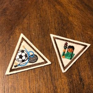Girl Scout Patches badges